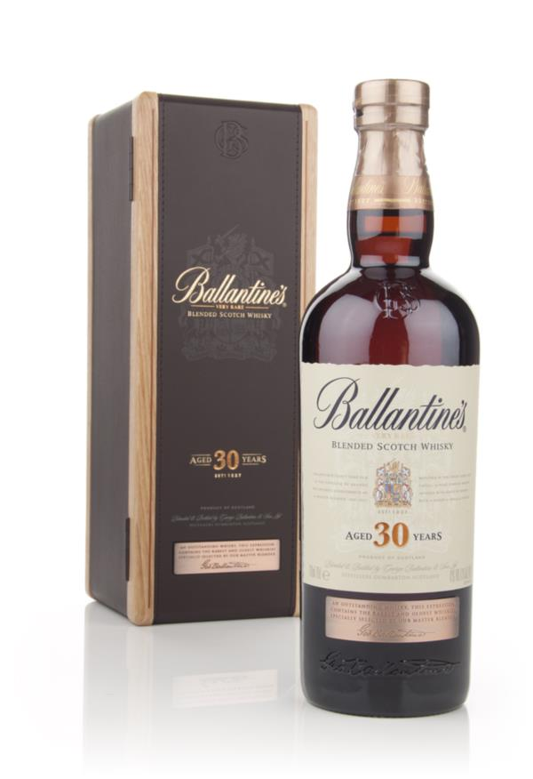 Ballantines 30 Year Old Blended Whisky