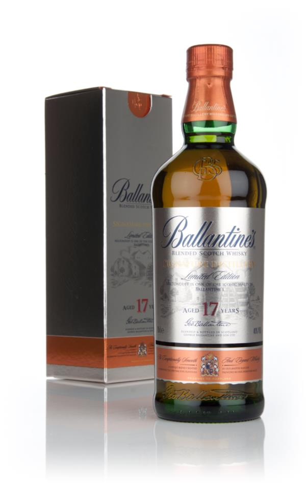 Ballantines 17 Year Old - Signature Distillery Collection - Miltonduf Blended Whisky