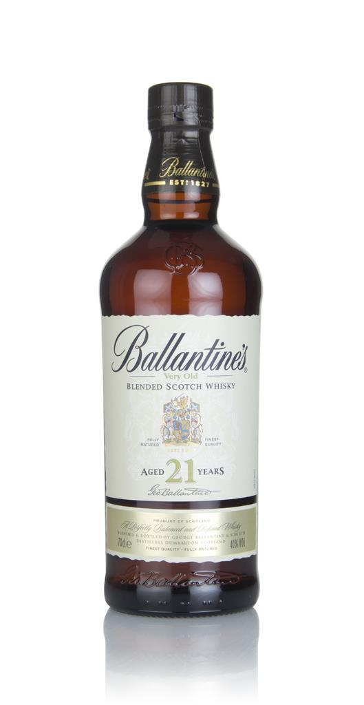 Ballantines 21 Year Old Blended Whisky