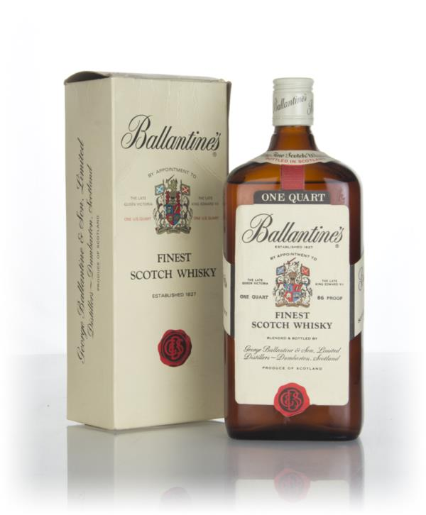 Ballantines Finest - 1970s Blended Whisky