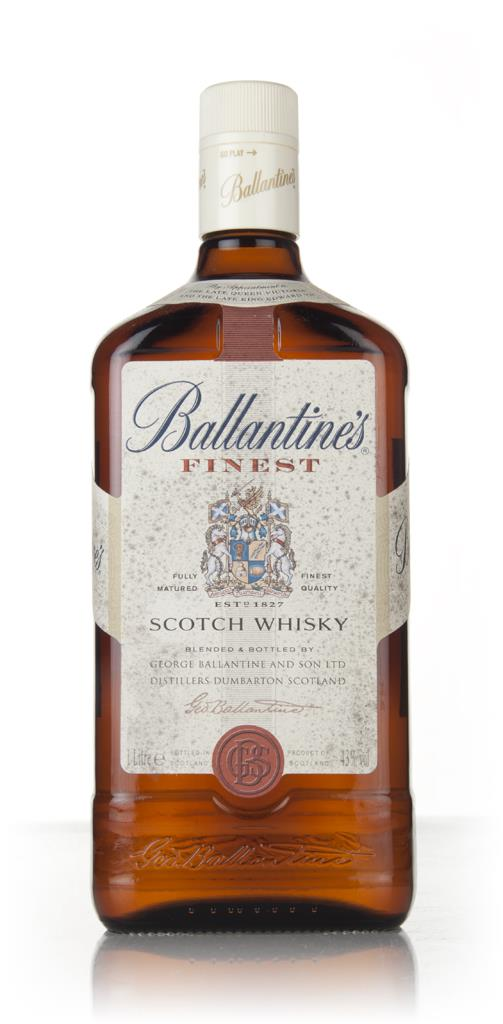 Ballantines Finest (1L) - mid-1990s Blended Whisky
