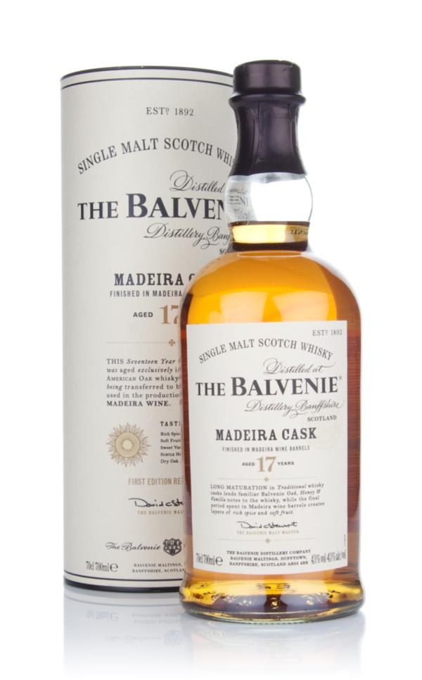 Balvenie Madeira Cask 17 Year Old Single Malt Whisky