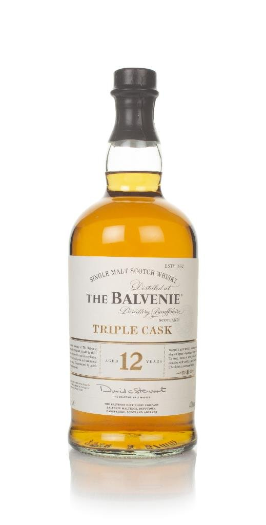 Balvenie 12 Year Old Triple Cask Single Malt Whisky