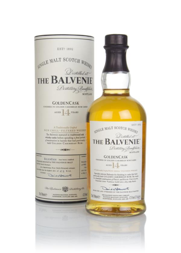 Balvenie 14 Year Old Golden Cask 3cl Sample Single Malt Whisky
