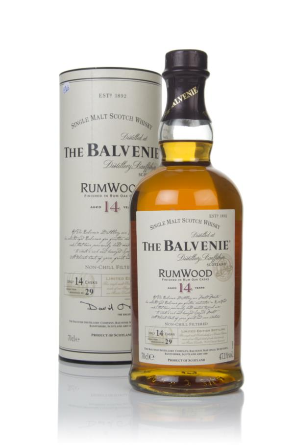 Balvenie 14 Year Old RumWood Finish Single Malt Whisky