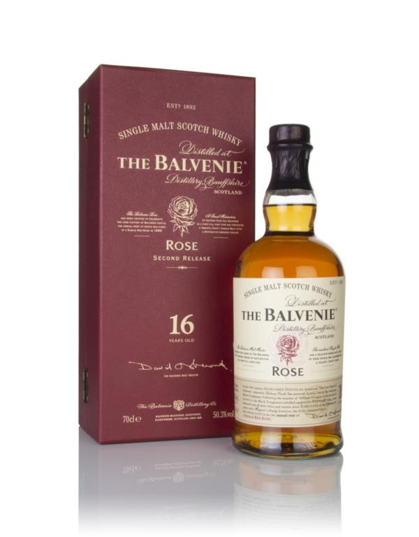 Balvenie 16 Year Old Rose (2nd Release) Single Malt Whisky