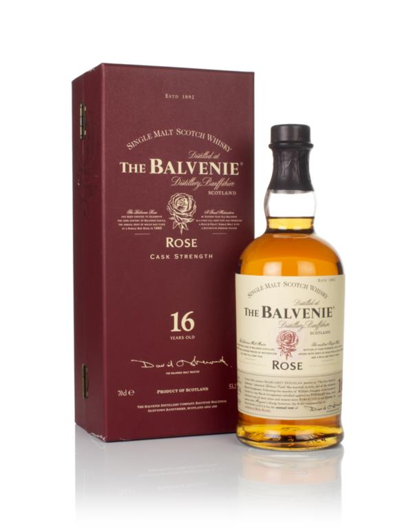 Balvenie 16 Year Old Rose (First Release) Single Malt Whisky