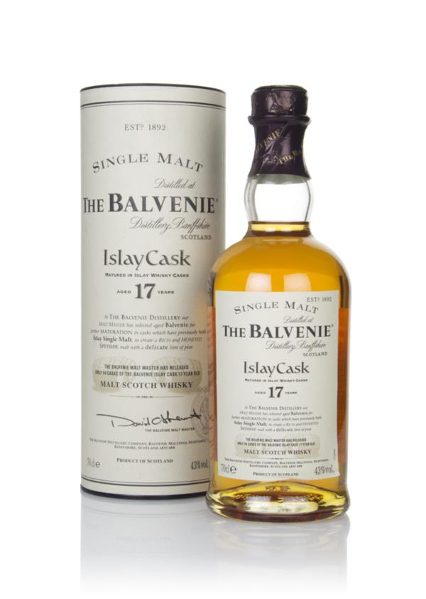 Balvenie 17 Year Old Islay Cask Single Malt Whisky