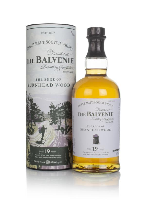 Balvenie 19 Year Old - The Edge of Burnhead Wood Single Malt Whisky
