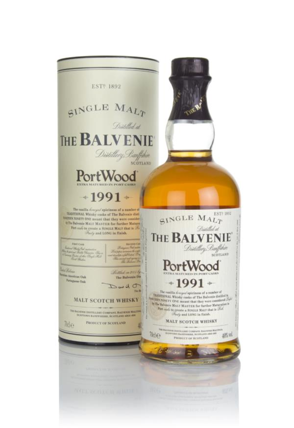 Balvenie 1991 PortWood Finish Single Malt Whisky