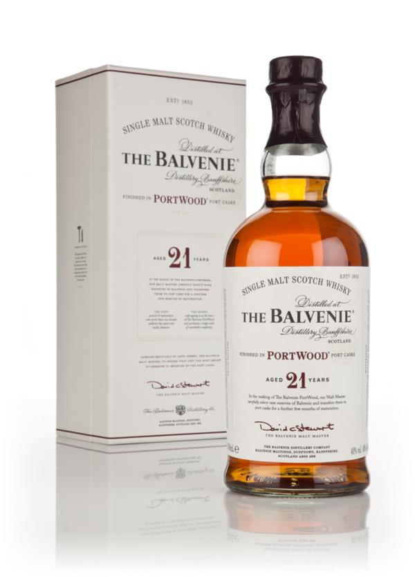 Balvenie 21 Year Old PortWood Finish 3cl Sample Single Malt Whisky