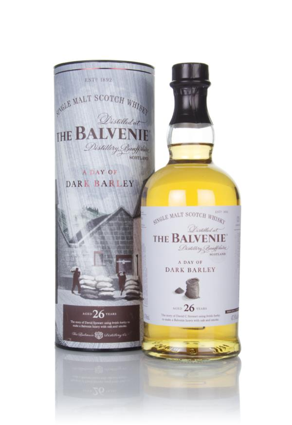 Balvenie 26 Year Old - A Day of Dark Barley Single Malt Whisky