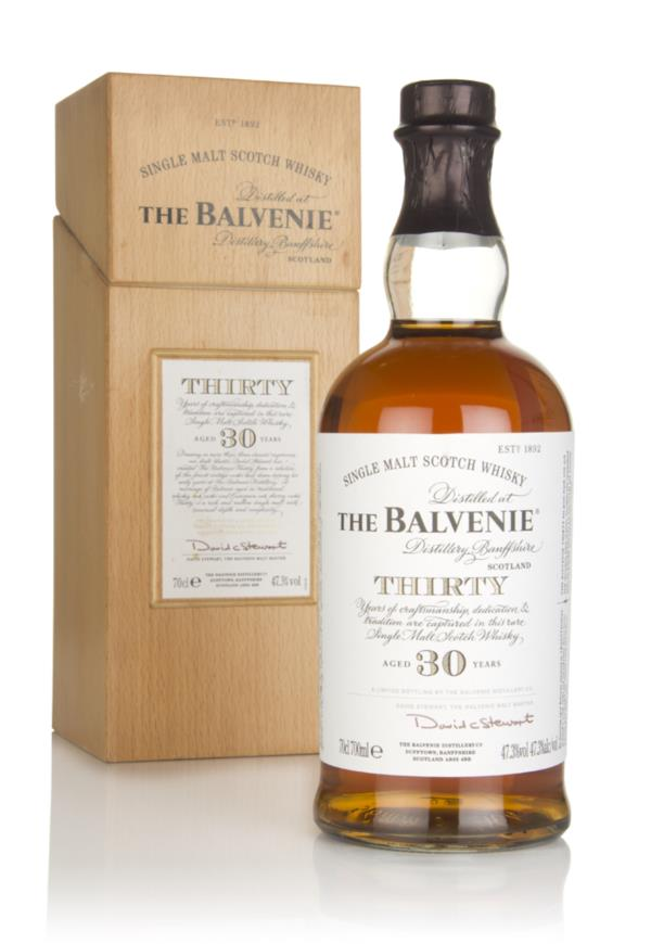 Balvenie 30 Year Old (Old Bottling) Single Malt Whisky