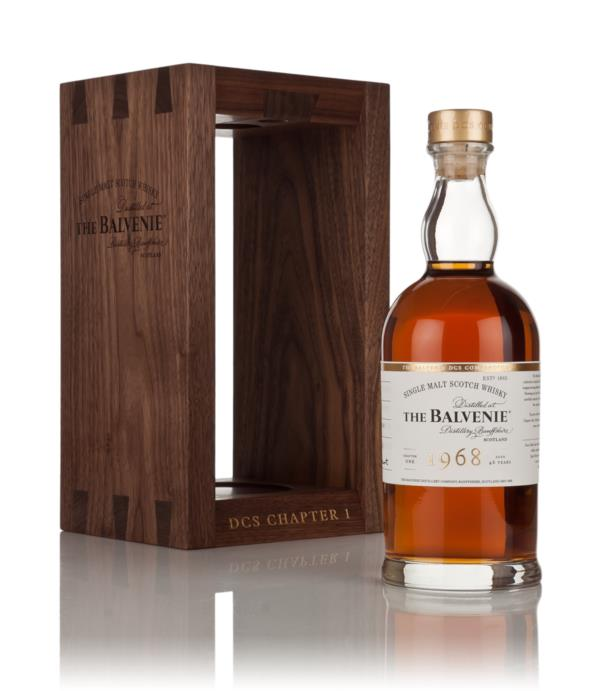 Balvenie 46 Year Old 1968 (cask 7293) - The Balvenie DCS Compendium Ch Single Malt Whisky