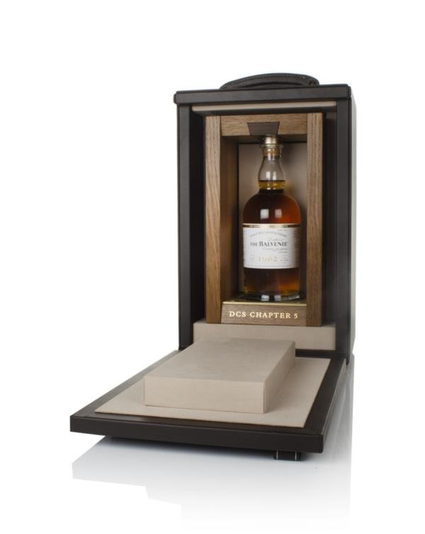 Balvenie 56 Year Old 1962 (cask 5575) - The Balvenie DCS Compendium Ch Single Malt Whisky