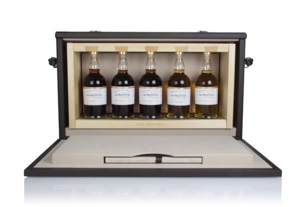 Balvenie The DCS Compendium Chapter Four - The Complete Set Single Malt Whisky