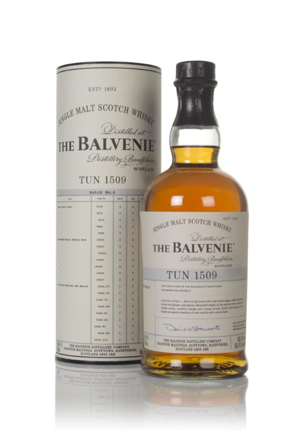 Balvenie Tun 1509 - Batch 6 Single Malt Whisky