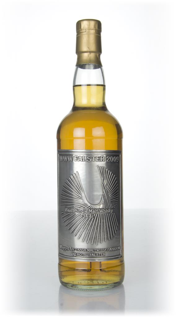 Banff 34 Year Old 1975 (Dansk Maltwhisky Akademi) Single Malt Whisky
