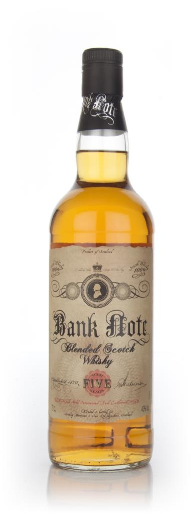 Bank Note 5 Year Old Blended Blended Whisky