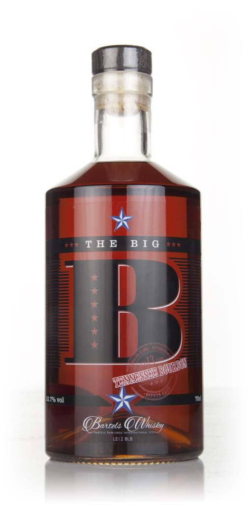 The Big B Tennessee Bourbon 13 Year Old 2003 Bourbon Whisky