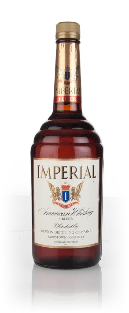 Imperial American Whiskey 1l - 1980s Blended Whiskey
