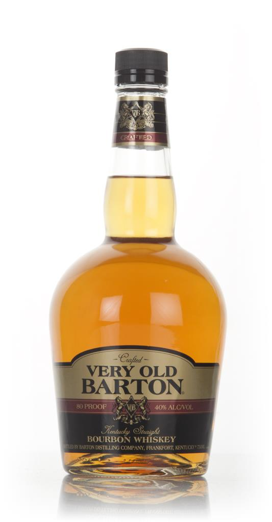 Very Old Barton (40%) 3cl Sample Bourbon Whiskey