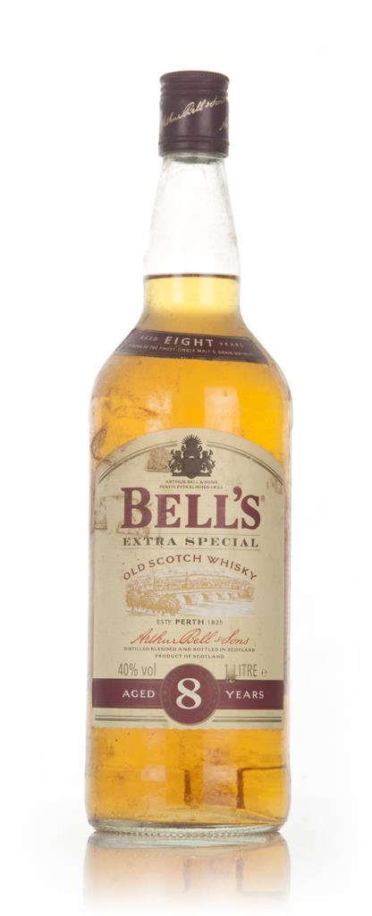 Bell's 8 Year Old 1l - 1990s Blended Whisky