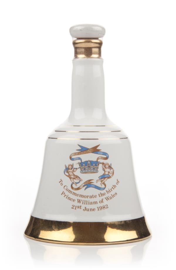 Bells Decanter Birth of Prince William of Wales 21st June 1982 Blended Whisky
