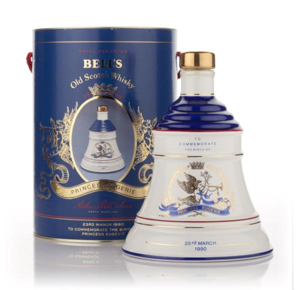 Bells Princess Eugenie Decanter Blended Whisky