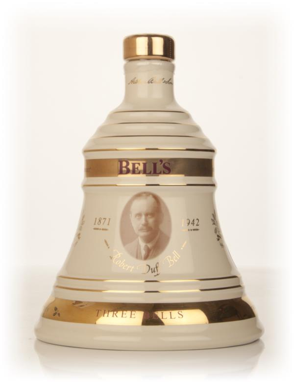 Bells 2012 Christmas Decanter - Robert Duff Blended Whisky