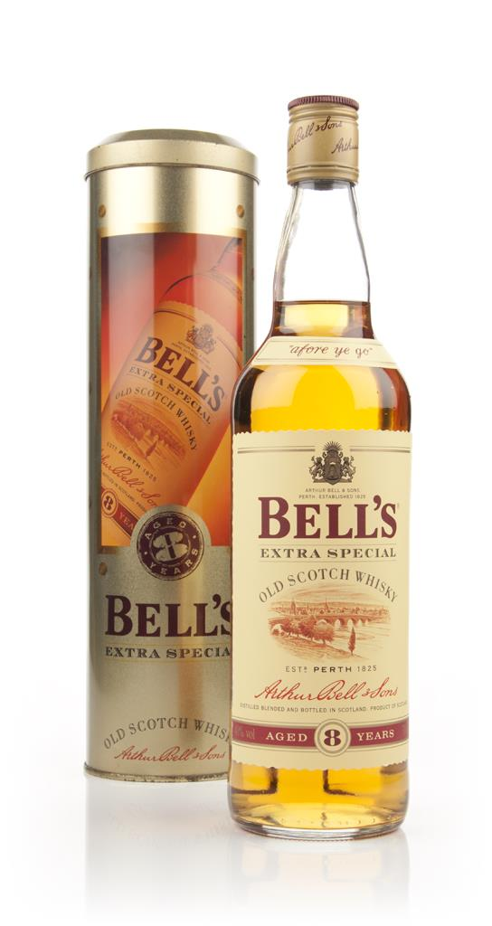 Bells 8 Year Old Extra Special - 1990s Blended Whisky