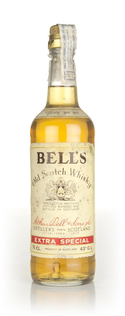 Bells Extra Special (43%) - 1970s Blended Whisky