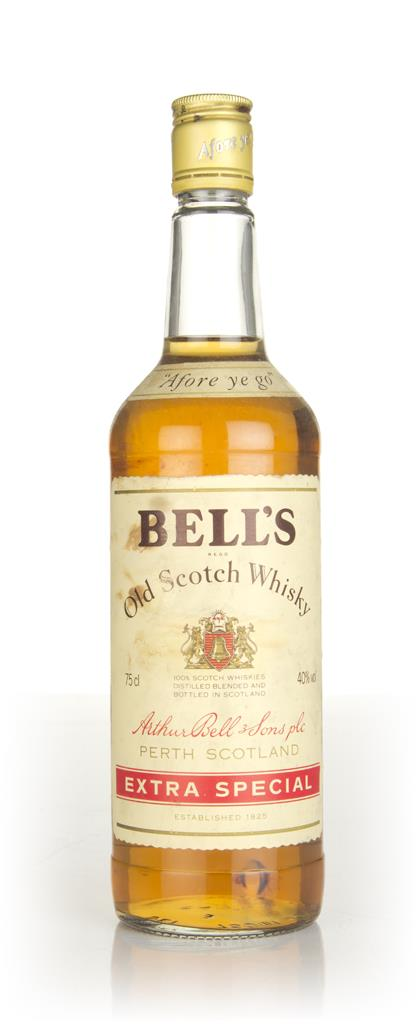 Bells Extra Special Blended Scotch Whisky (75cl) - 1980s Blended Whisky