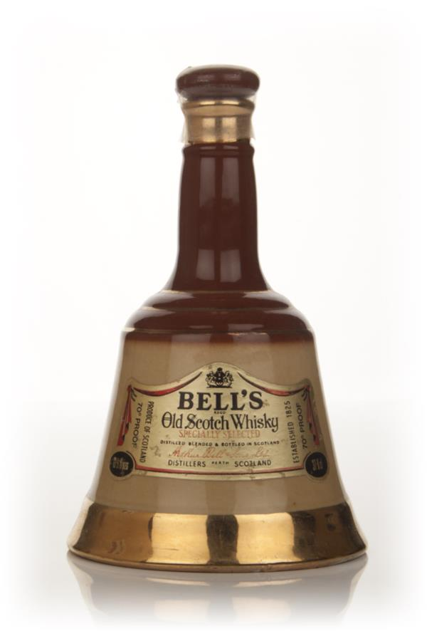 Bells Blended Scotch Whisky Decanter - 1970s Blended Whisky