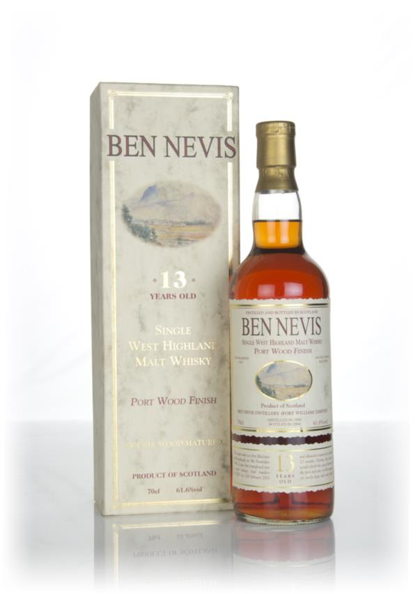 Ben Nevis 13 Year Old 1990 Port Wood Finish Single Malt Whisky