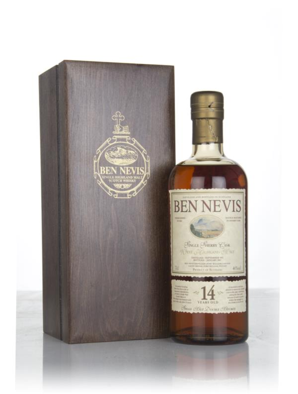 Ben Nevis 14 Year Old 1992 (cask 2623) Single Malt Whisky
