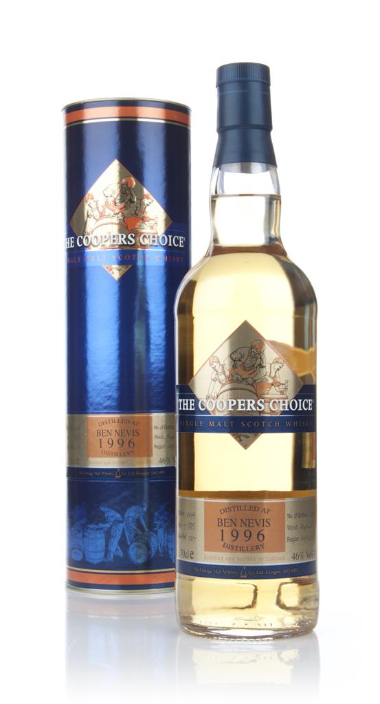 Ben Nevis 17 Year Old 1996 (cask 1317) - The Coopers Choice (The Vinta Single Malt Whisky