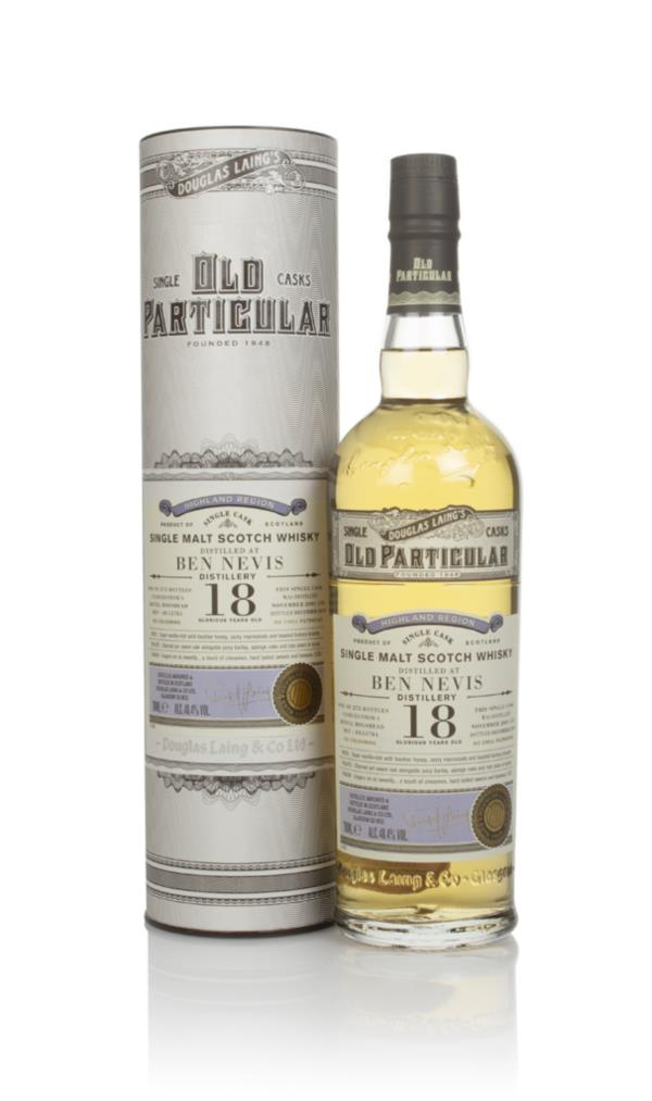 Ben Nevis 18 Year Old 2001 (cask 13784) - Old Particular (Douglas Lain Single Malt Whisky
