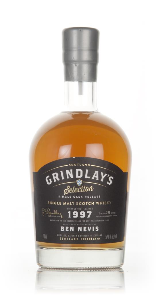 Ben Nevis 18 Year Old 1997 (Scotland Grindlay) Single Malt Whisky