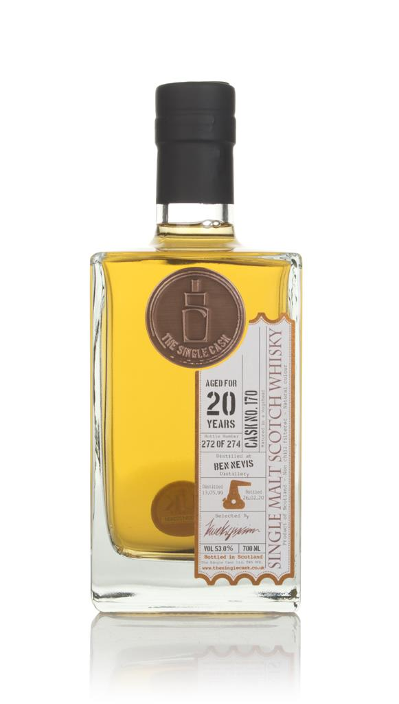 Ben Nevis 20 Year Old 1999 (cask 170) - The Single Cask Single Malt Whisky