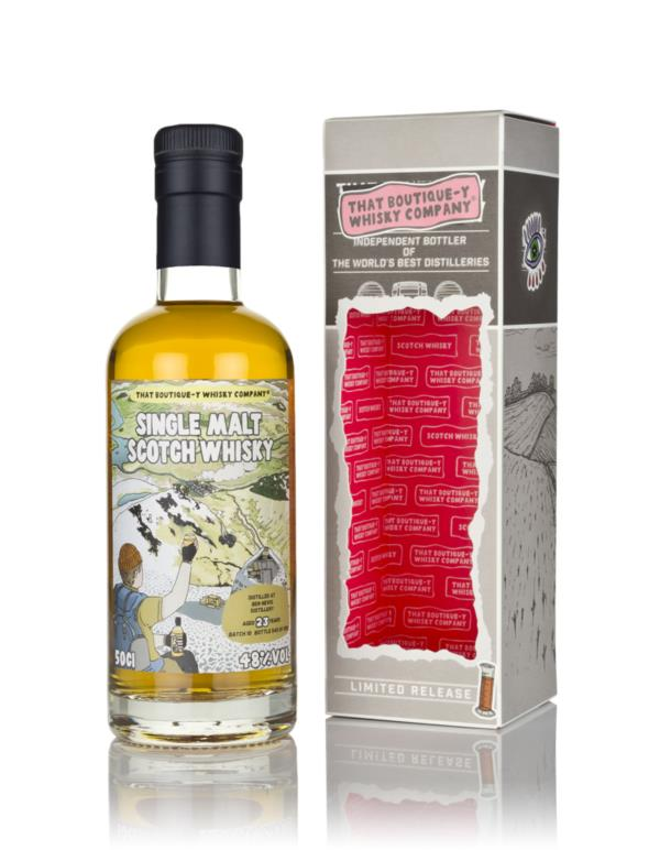 Ben Nevis 23 Year Old (That Boutique-y Whisky Company) Single Malt Whisky