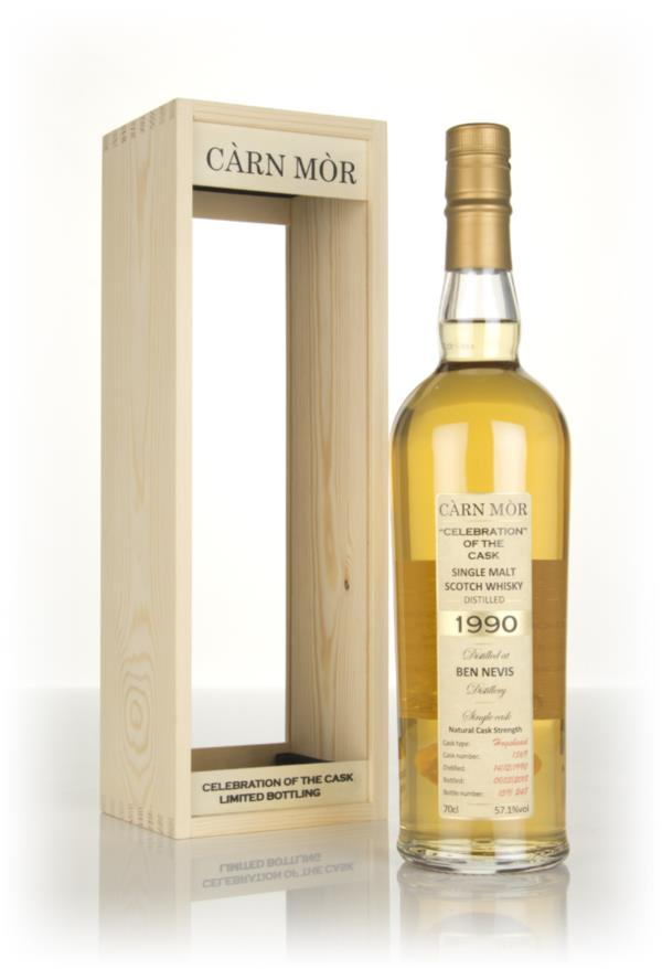 Ben Nevis 27 Year Old 1990 (cask 1369) - Celebration Of The Cask (Carn Single Malt Whisky
