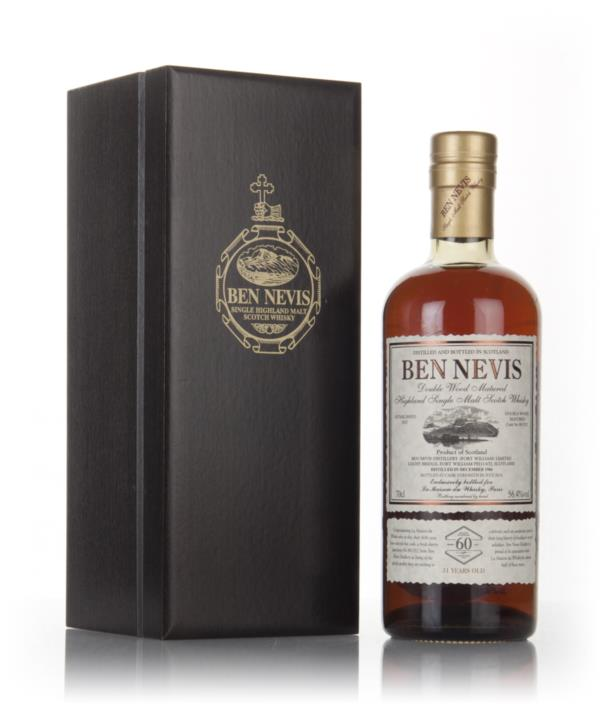 Ben Nevis 31 Year Old 1984 (La Maison du Whisky 60th Anniversary) 3cl Single Malt Whisky 3cl Sample