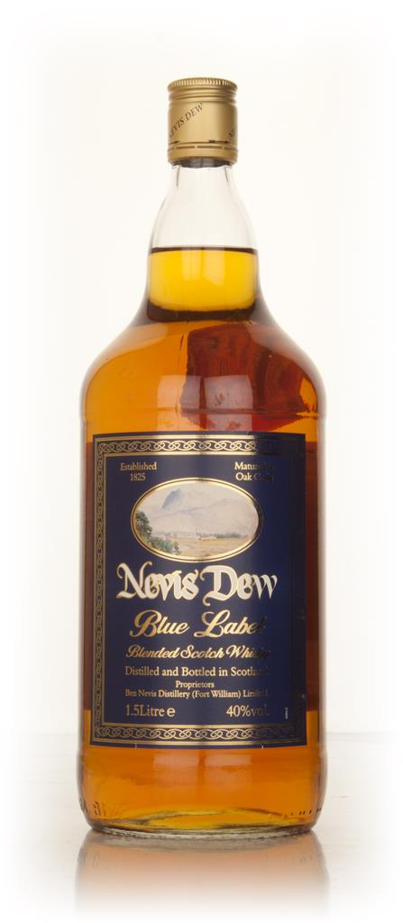 Nevis Dew Blue Label Blend Blended Whisky