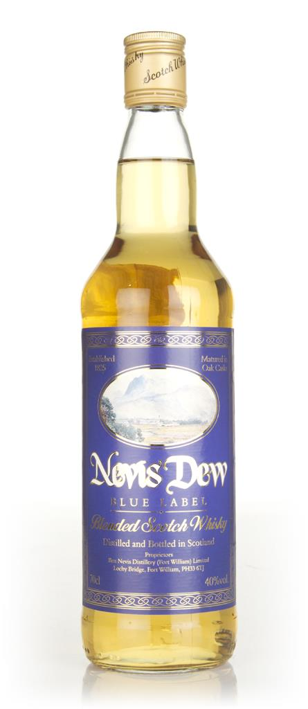 Nevis Dew - Blue Label Blended Whisky