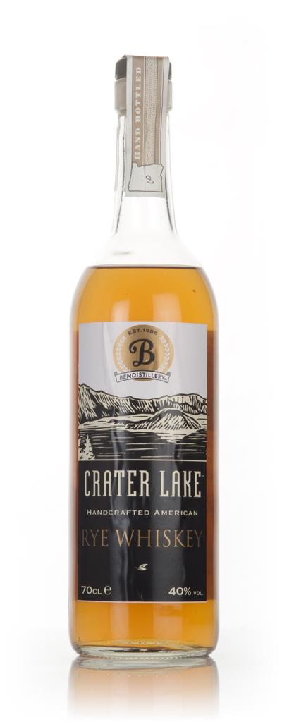 Crater Lake Rye Rye Whiskey