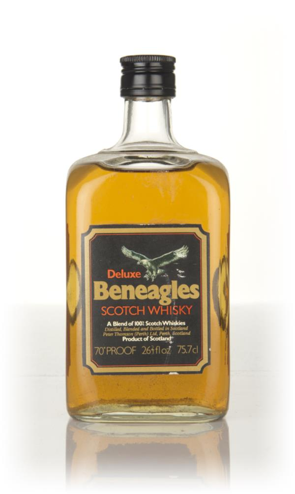 Beneagles Scotch Whisky - 1970s Blended Whisky