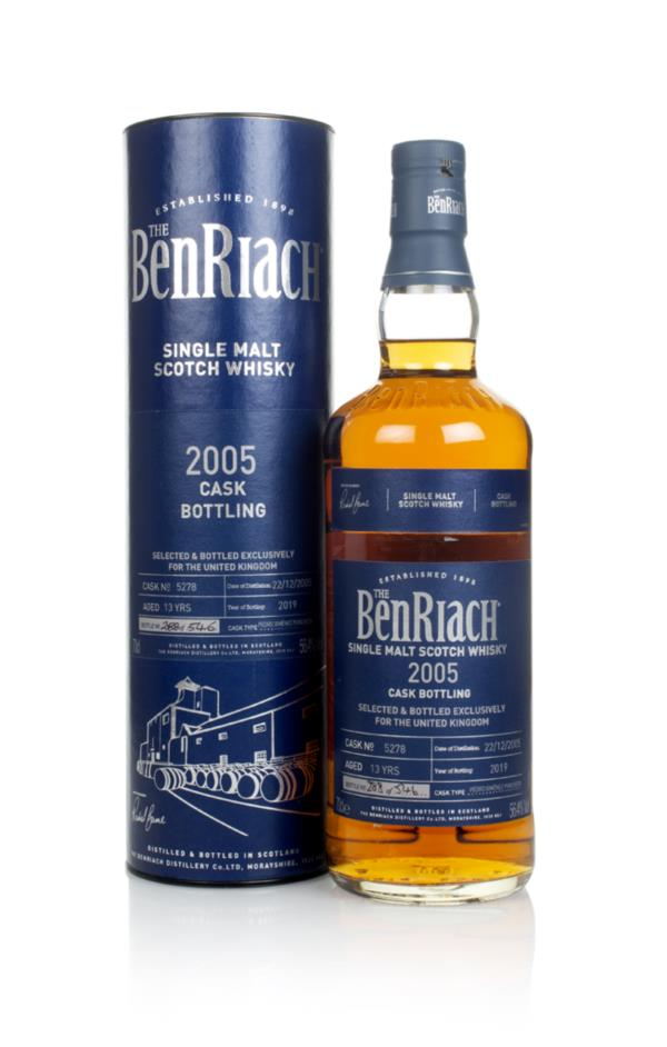 BenRiach 13 Year Old 2005 (cask 5278) Single Malt Whisky