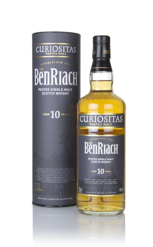 BenRiach 10 Year Old Curiositas Single Malt Whisky