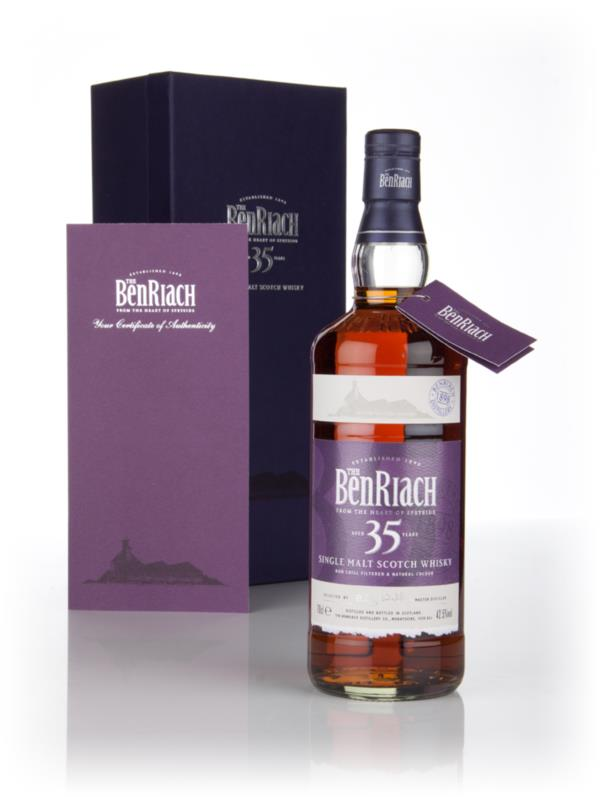 BenRiach 35 Year Old 3cl Sample Single Malt Whisky